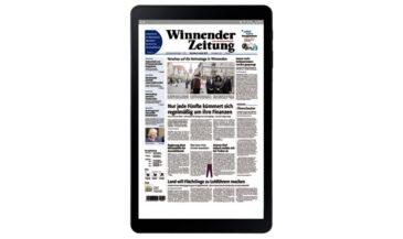 24 Monate Abonnement der Digitalen Zeitung + 1 Samsung Galaxy Tab S6 lite Wi-Fi (neuste Generation, 29 € Zuzahlung) (2 von 5) – ZVW